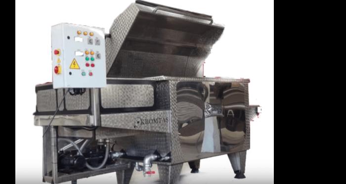 işkembe pişirme makinası