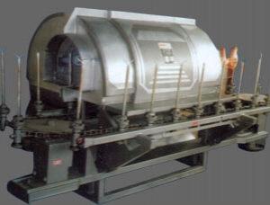 Kuzu Kelle ve Ayak Tütsüleme Makinası