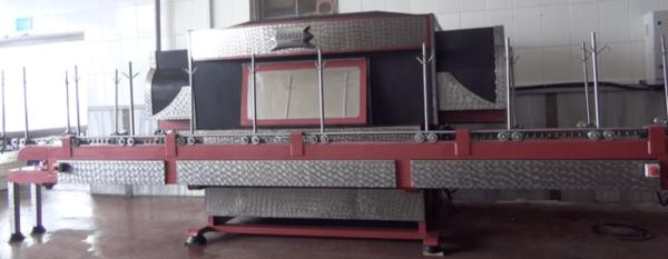tütsüleme makinası